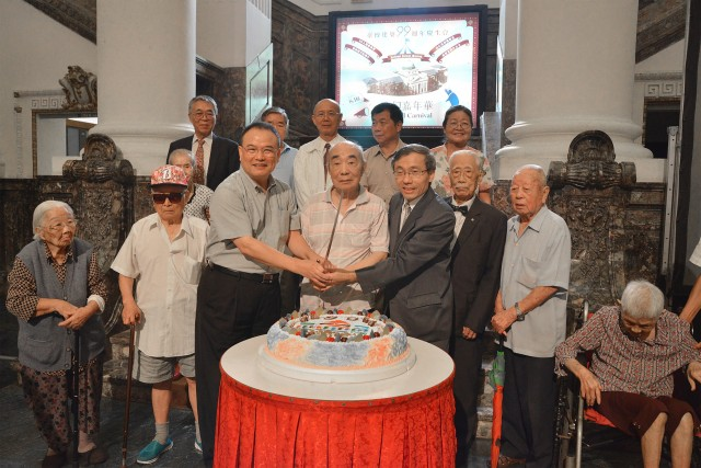 As the nation's longest-standing museum that has retained its original site and appearance, the 99-year-old institution is part of Taiwan's collective memories.
