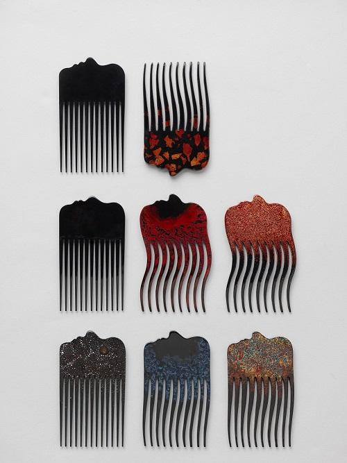 Combs (Stina Lofgren & 黃金梅) New Lyer I