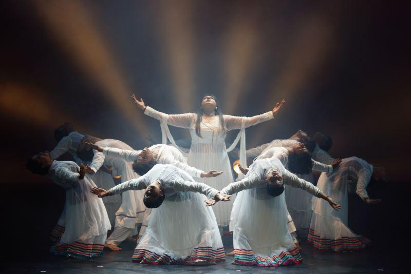 2012亞太印度妲香卡舞團