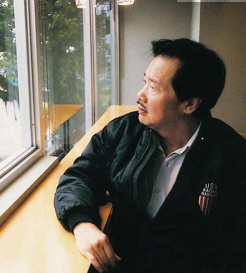 Photo of Li Yongping (Source: Rye Field Publishing Co.)