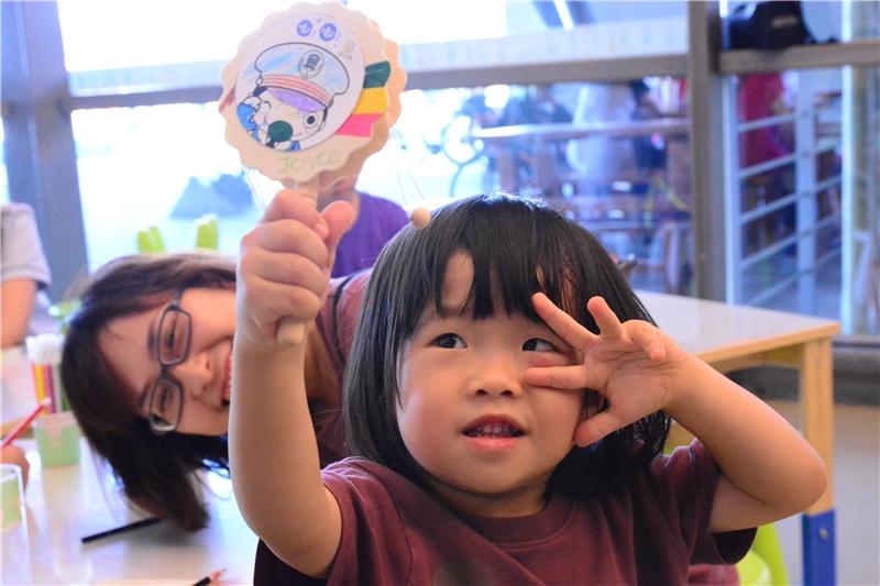 兒童廳、親子共遊
