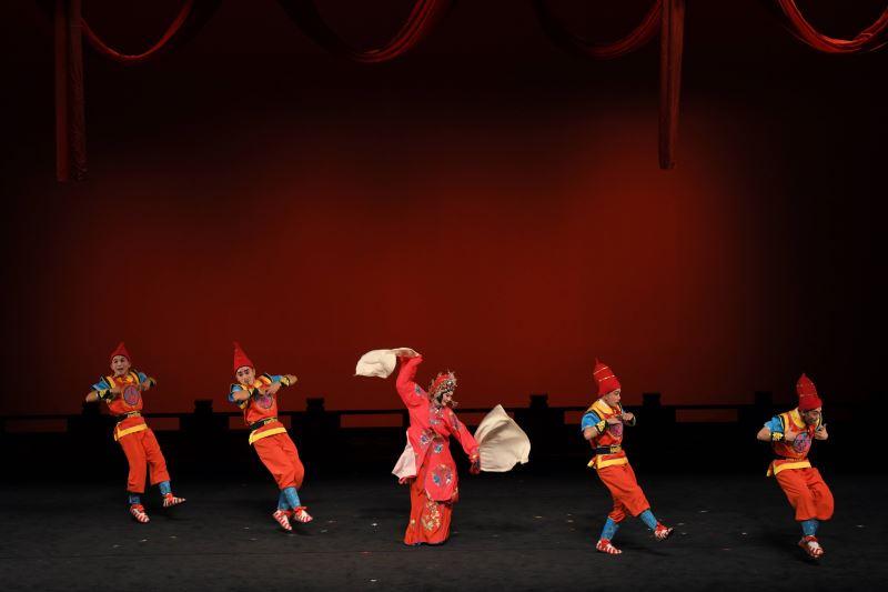 0123臺灣豫劇團《香囊記》