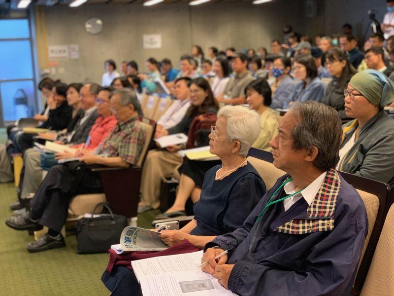 本次研討會結合工作坊形式,強調學界、博物館與地方民眾的參與式對話,報名者眾多