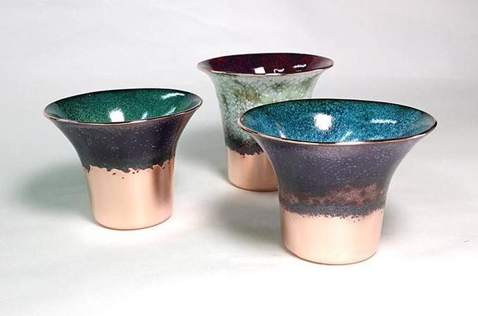 立體小花器