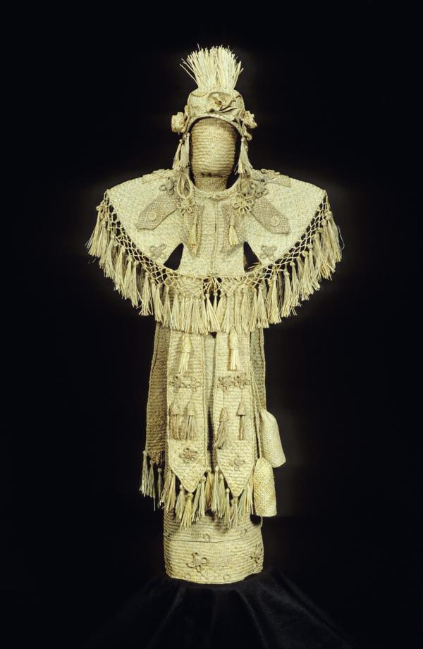 阿美族服飾