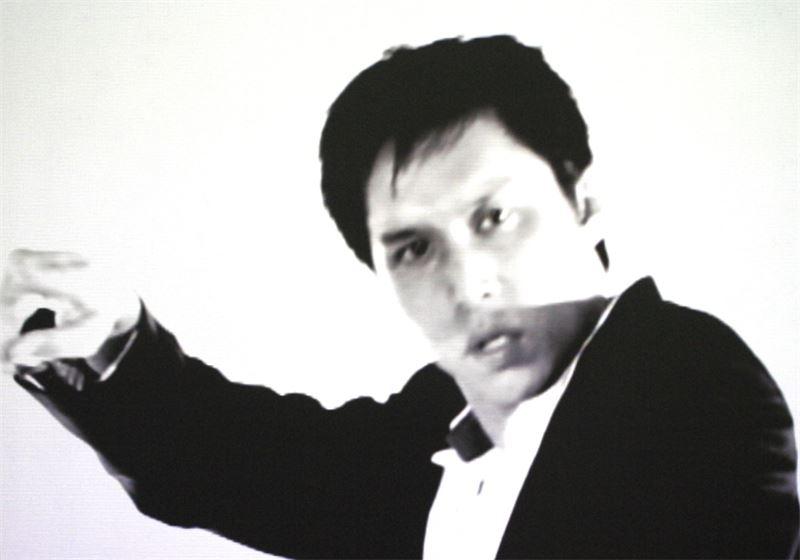蘇匯宇〈Dance〉 局部圖
