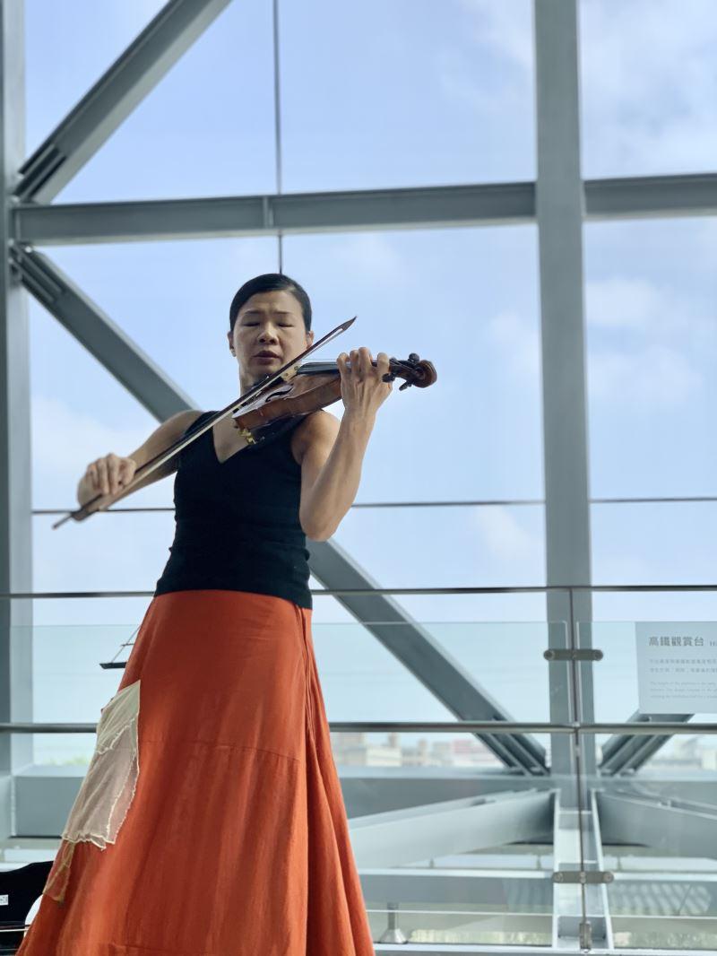 小提琴家吳敏慈
