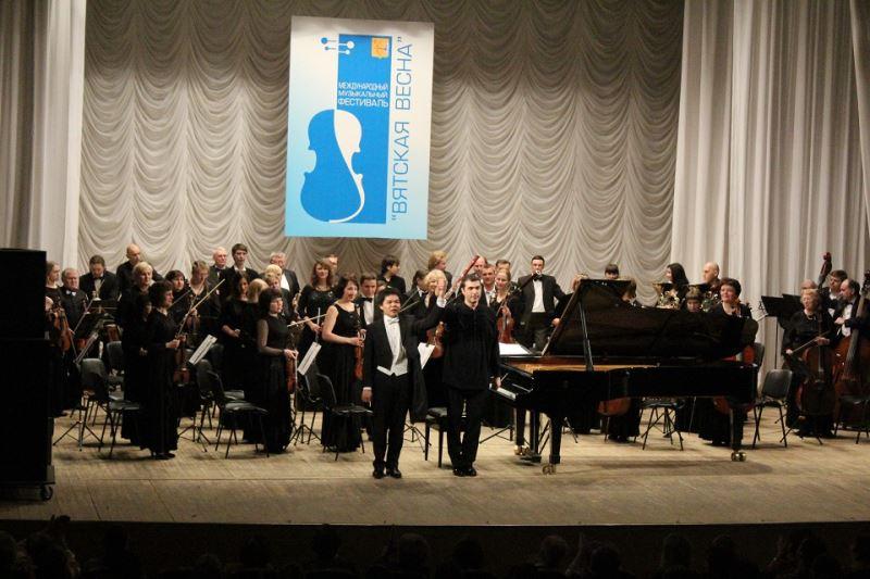 鋼琴家林冠廷2018與Kirov愛樂交響樂團