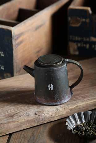 Student piece, Teapot No. 9
