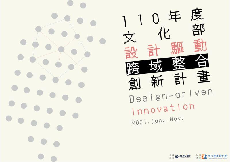 110年度文化部「設計驅動跨域整合創新計畫」