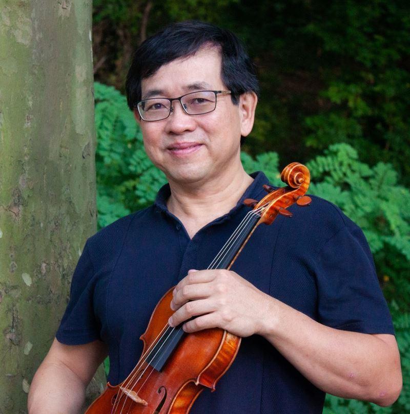 旅美小提琴家辛明峰