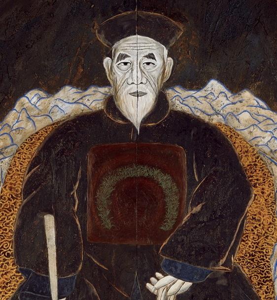 PENG Hsien-Hsiang〈Shyang-Jou Gong〉Detail