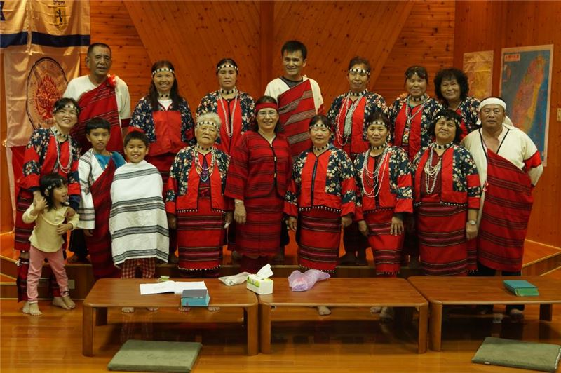 賽德克傳統文化藝術團(2013)