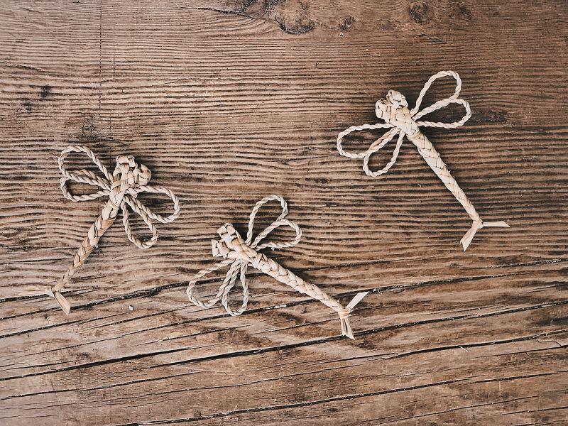 台灣藺草協會致力傳承工藝,並進一步將其轉化為文創商品。