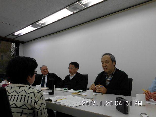 第12屆第2次董監事聯席會議實況