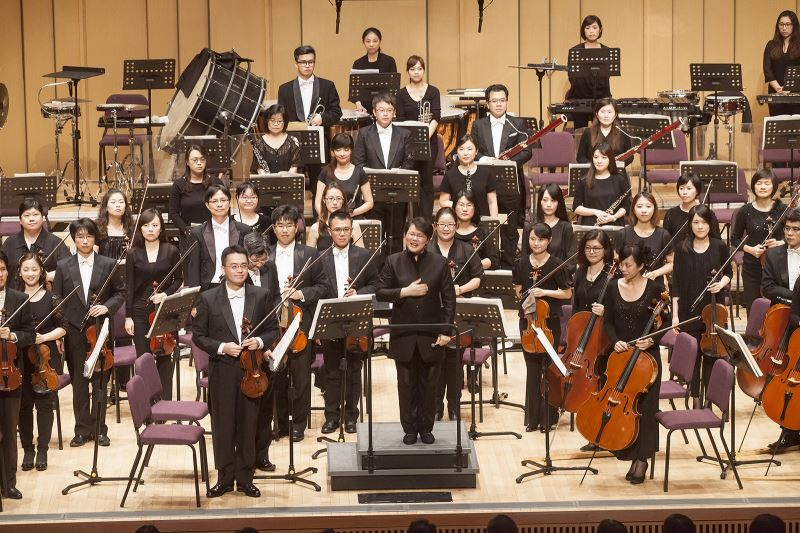 National Taiwan Symphony Orchestra.
