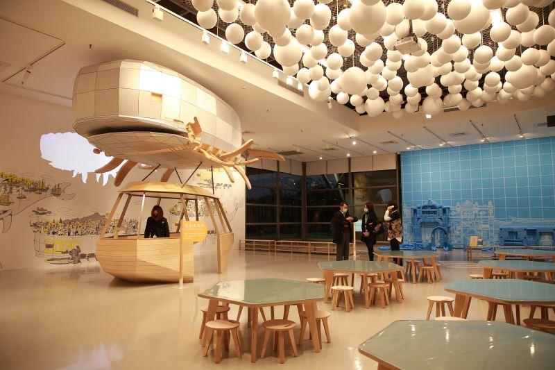 國立臺灣歷史博物館兒童廳
