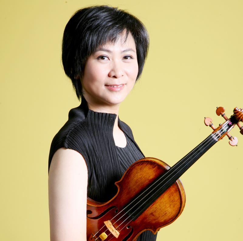 講座系列音樂會由國臺交樂團首席謝佩殷等國臺交音樂家現場演出室內樂作品