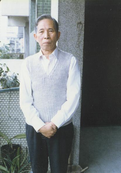 龍瑛宗肖像照(來源/文訊雜誌社)