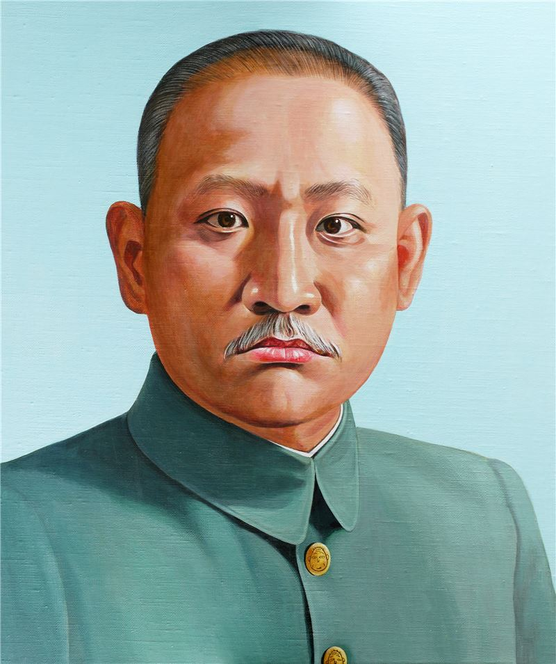 CHEN Ching-Yao〈Dear Leader, We Love You !〉Detail