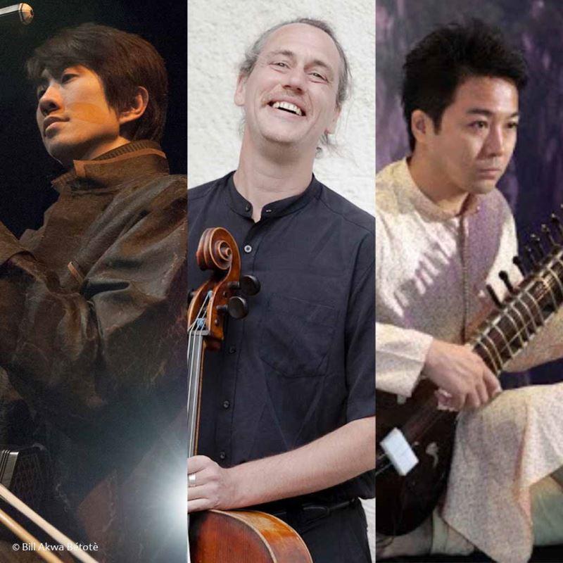 《無界之境•樂無限》臺灣|WOOONTA問他跨界樂團