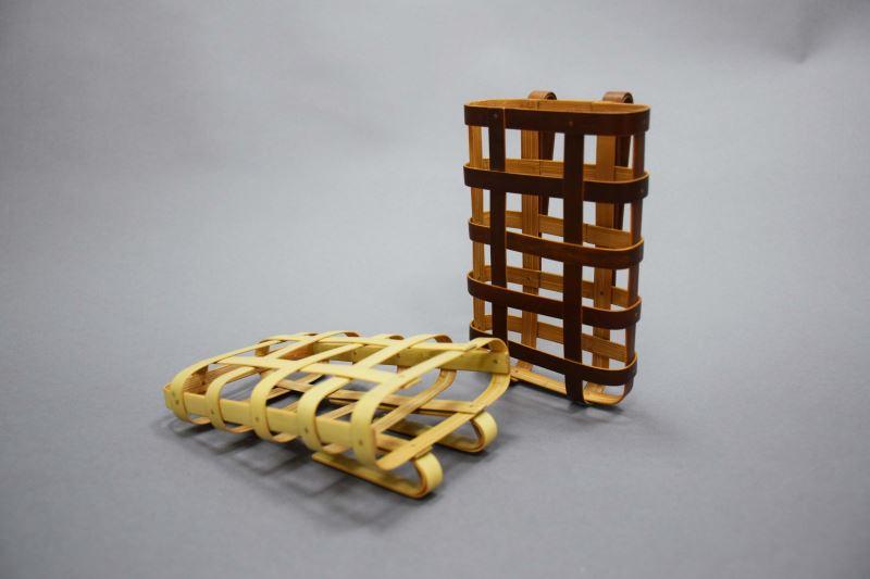 展售商品-竹編手機袋