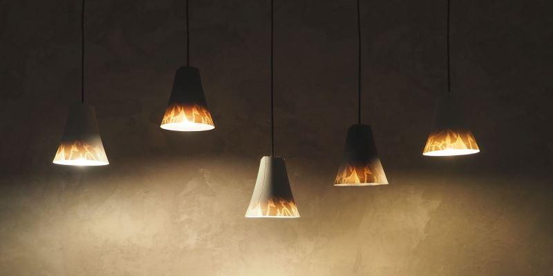 03.軟水泥生活實驗室CELEMENT LAB_山石軟泥燈Mountainstone Lamp