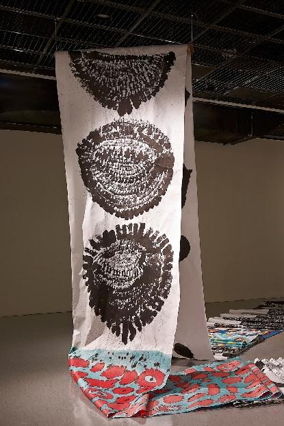 CHANG Yung-Tsuen〈Extensive Landscape〉Detail