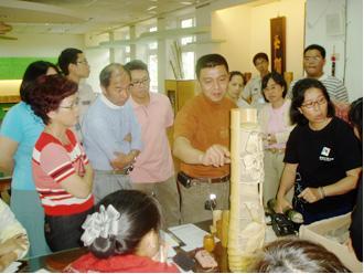 竹雕材料與技法解說