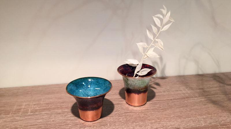立體小花器課程