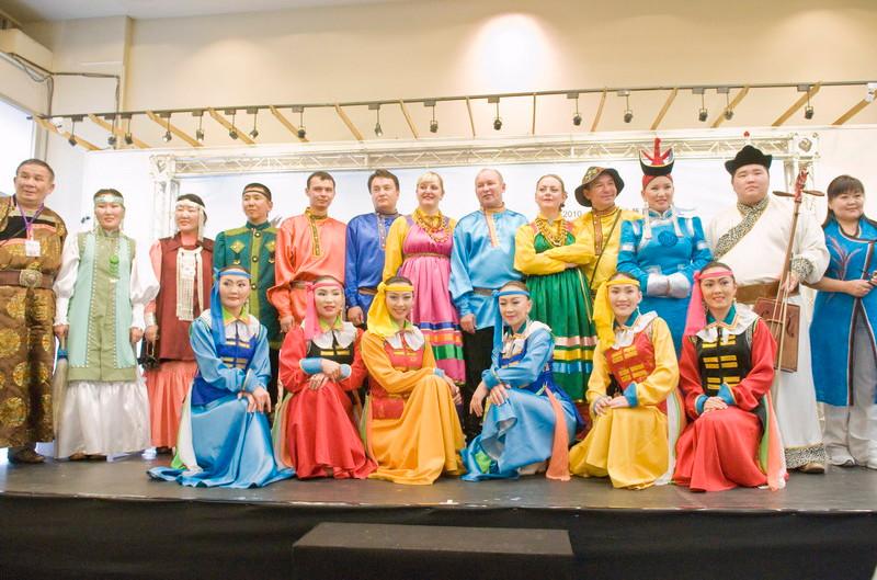 來自蒙古國、俄羅斯、薩哈共和國、布里雅特與圖瓦共和國等北亞地區具代表性之表演團隊