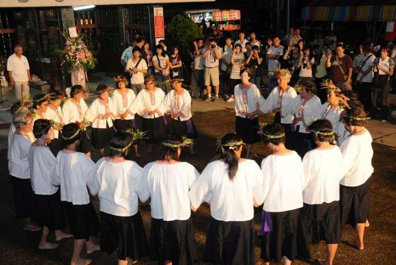 The night ceremony of the Kabua-Sua Village / 東山吉貝耍西拉雅族夜祭