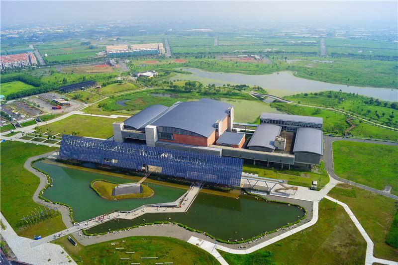 國立臺灣歷史博物館外觀照片