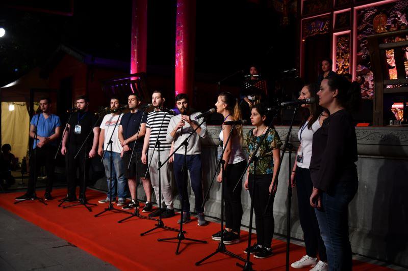 喬治亞與保加利亞的世紀組合-天籟歌聲令全場如癡如醉