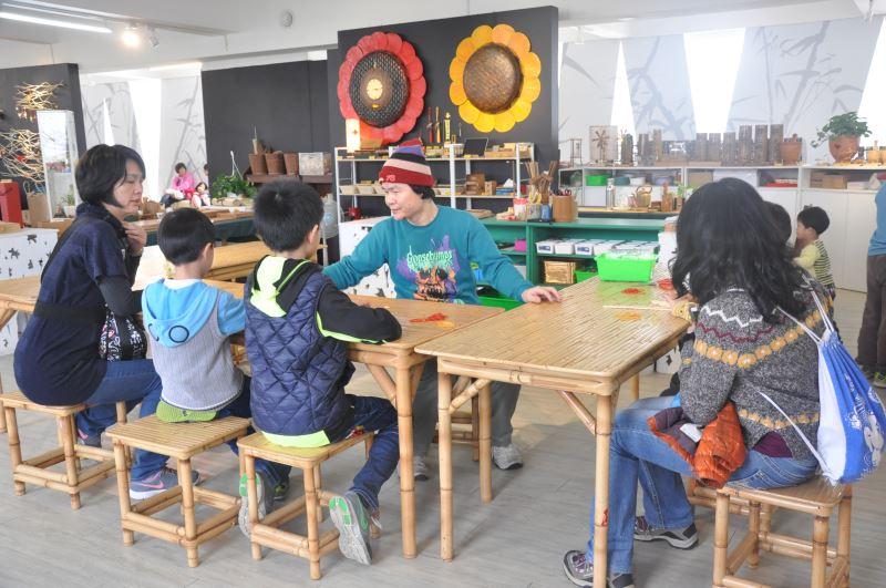 童玩工坊-製作竹童玩