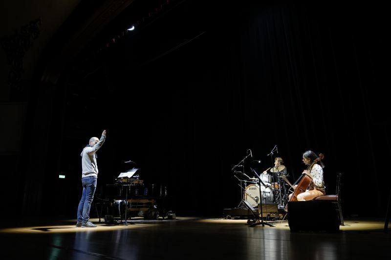 不少國際樂團來台,也找楊敏奇幫忙錄製音樂。