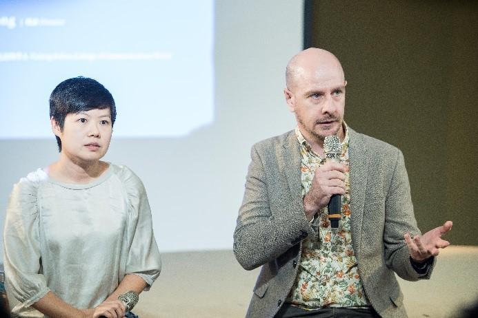 Director Anocha Suwichakornpong (Thailand)