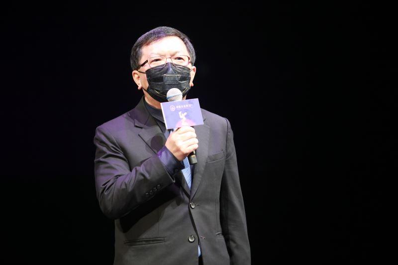 文化部次長李連權致詞2(圖_傳藝中心提供)