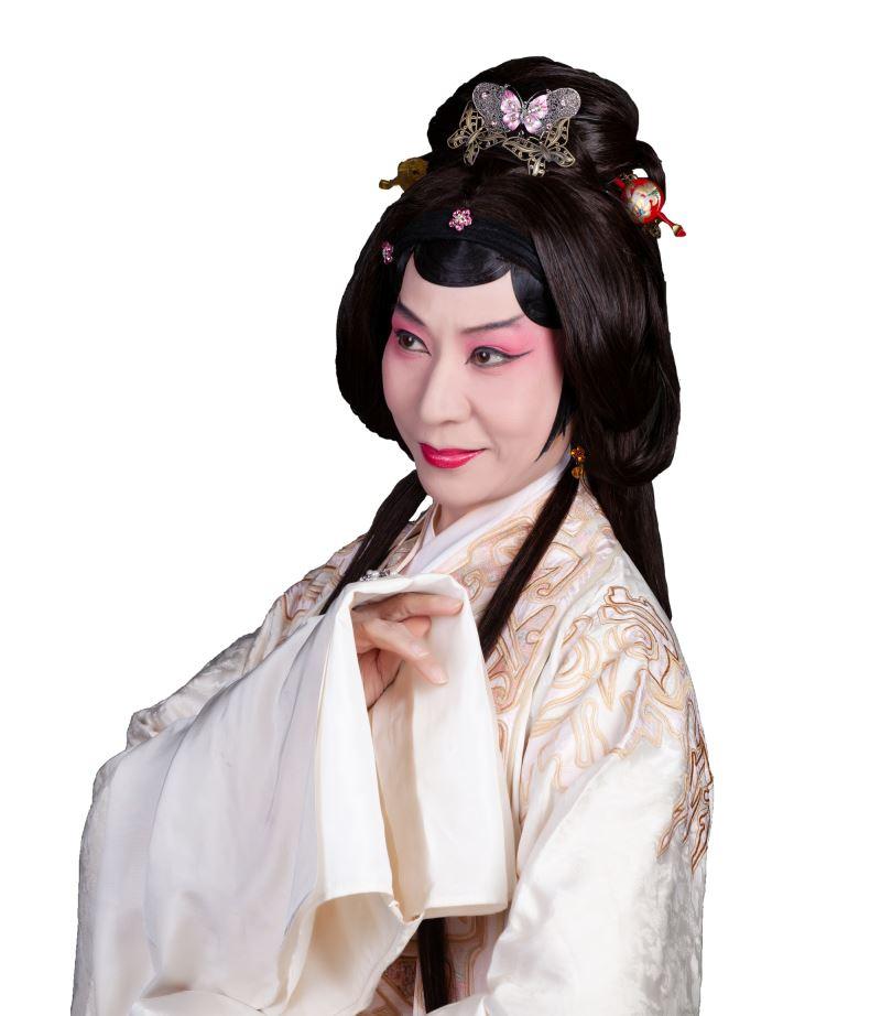 吳起妻(郭勝芳飾)