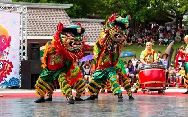 大肚山同仁堂將透過《國姓爺傳奇》展現台灣獅的魅力