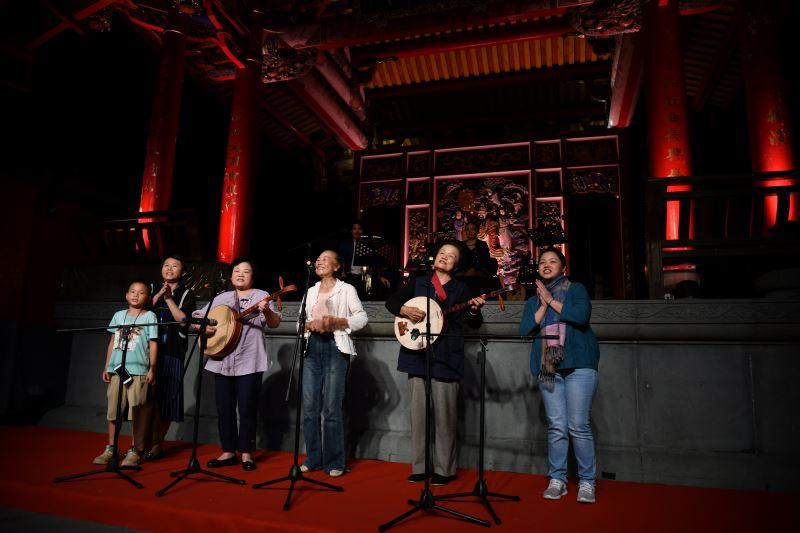 Manjhou Folk Songs Association from Pingtung.