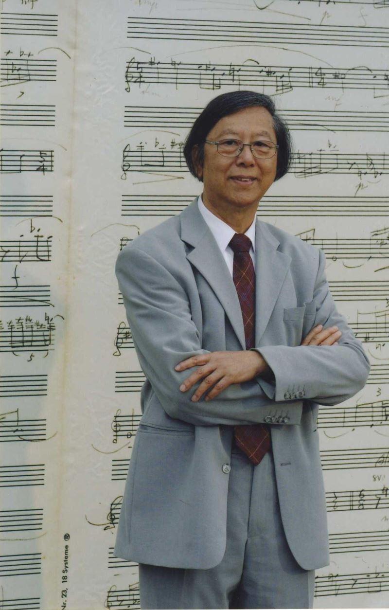 作曲家 馬水龍 (1)