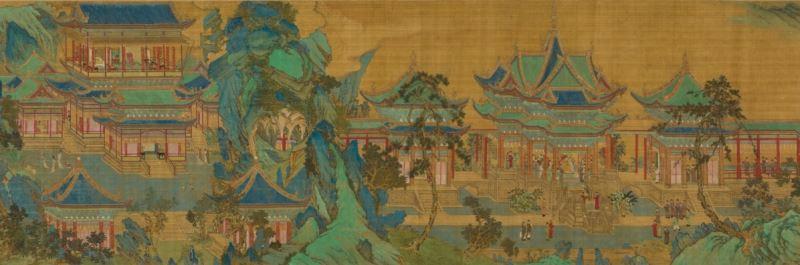 The Jiucheng Palace © Osaka City Museum of Fine Arts