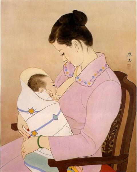1984 – Maternal Love /母愛