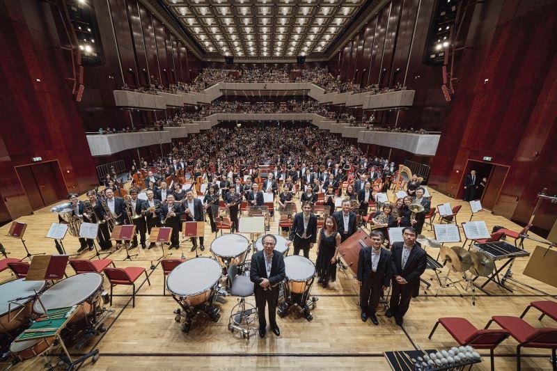 國家交響樂團 (Photo credit - Tey Tat Keng)