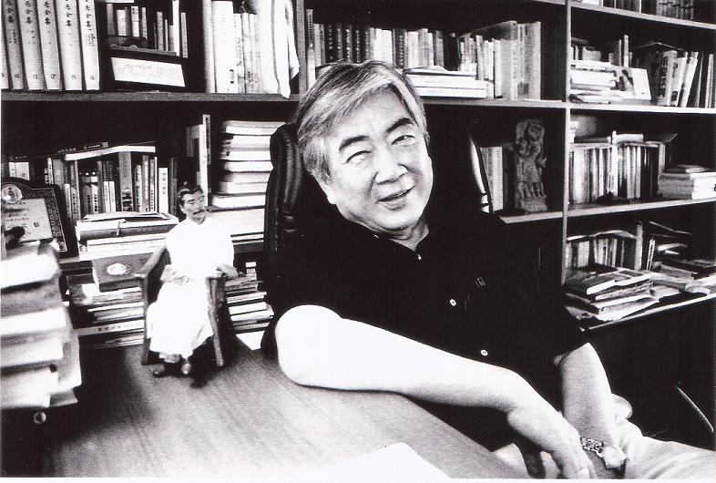 Photo of Chen Yingzhen (Source: Chen Wenfa)