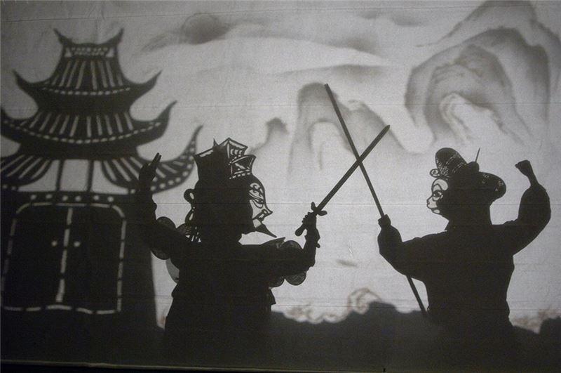 《光影嬉遊記》演出照片(2006)