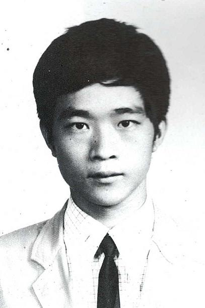 Photo of Hung Hsing-fu (Source: Er-ya Press)
