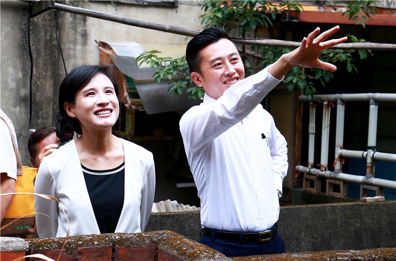 文化部長鄭麗君今(16)日訪視新竹文化資產,允加強文化資源挹注。