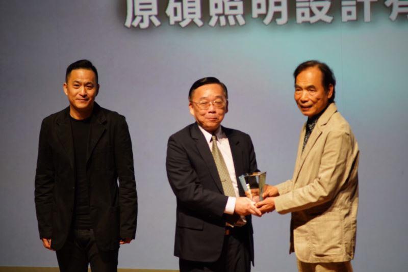 圖2_臺博館鐵道部廳舍榮獲第一屆臺灣光環境獎